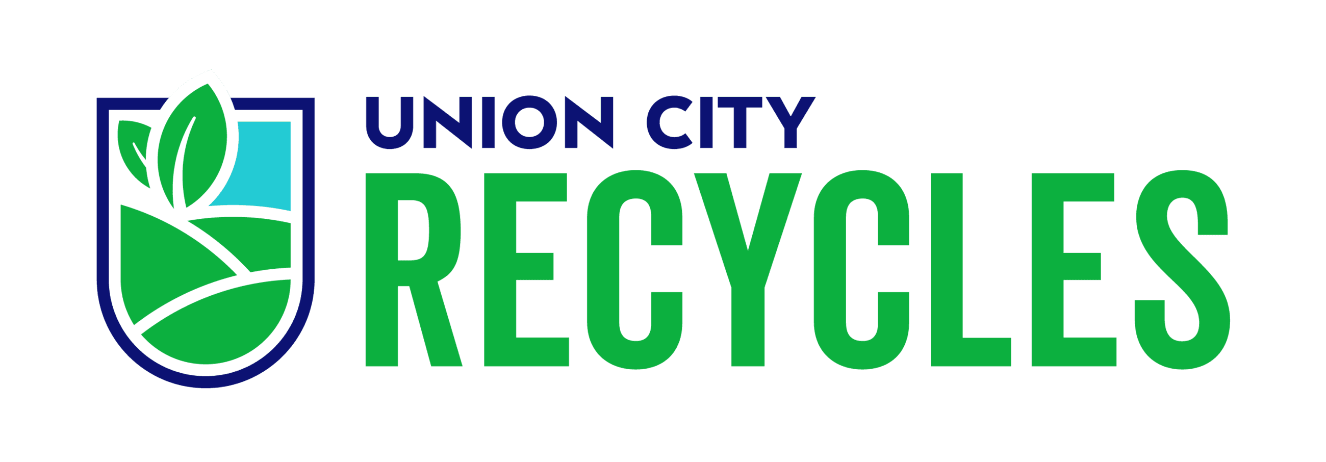 Union City Recycles Logo